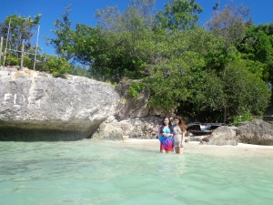 Alona beach :)